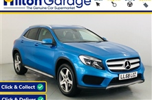 Used Mercedes-Benz GLA Class