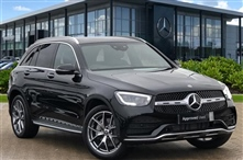Used Mercedes-Benz GLC