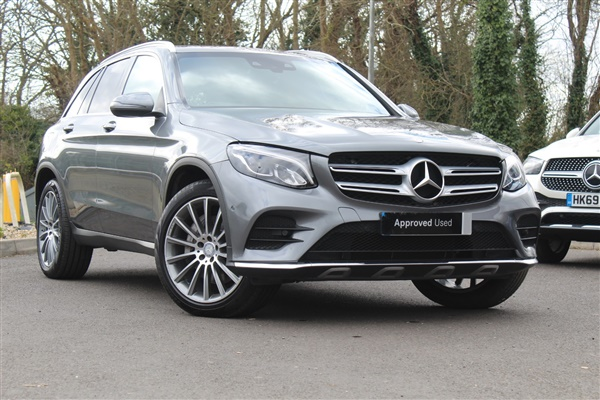 Large image for the Used Mercedes-Benz GLC