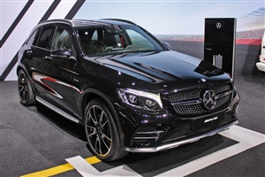 Large image for the Used Mercedes-Benz GLC220