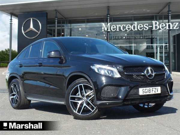 Large image for the Used Mercedes-Benz GLE Coupe