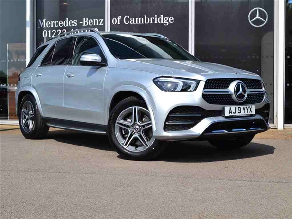 Large image for the Used Mercedes-Benz GLE