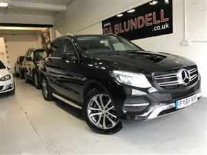 Large image for the Used Mercedes-Benz GLE-CLASS