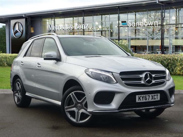 Large image for the Mercedes-Benz GLE