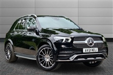 Used Mercedes-Benz GLE