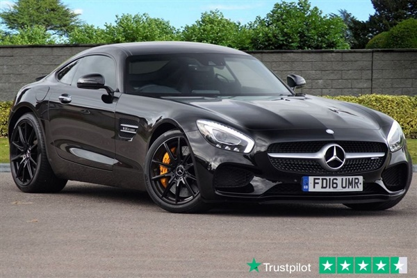 Large image for the Mercedes-Benz GT