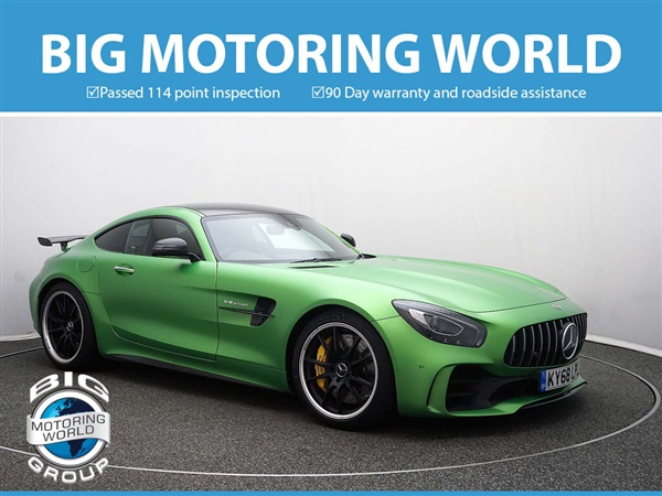Large image for the Mercedes-Benz Amg GT