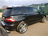 Used Mercedes-Benz M Class