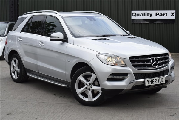 Large image for the Used Mercedes-Benz M Class
