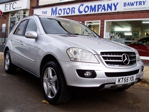 Large image for the Used Mercedes-Benz M-CLASS