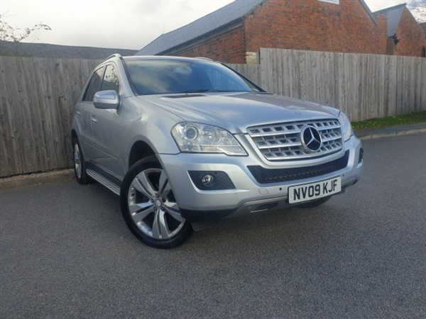 Large image for the Used Mercedes-Benz M-CLASS ML320 CDI SPORT