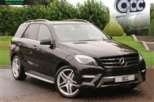 Mercedes-Benz ML Class