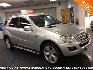 Large image for the Used Mercedes-Benz ML 350