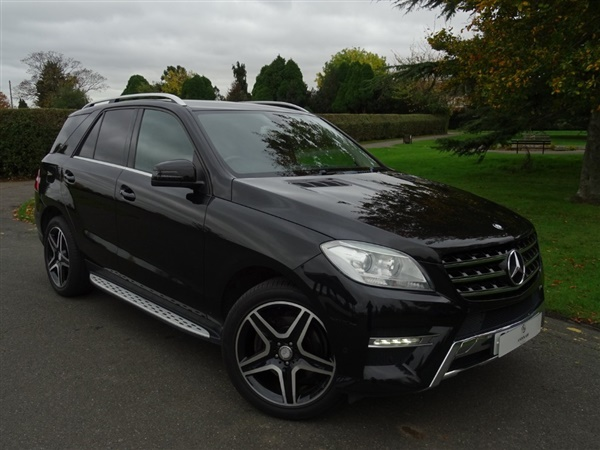 Large image for the Used Mercedes-Benz ML250