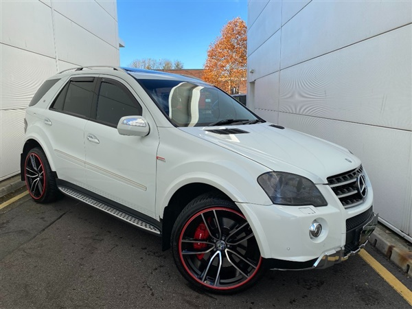Large image for the Used Mercedes-Benz ML63