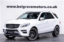 Used Mercedes-Benz ML Class