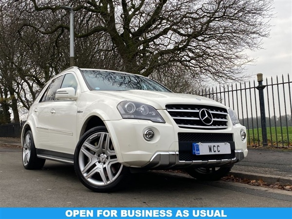 Large image for the Used Mercedes-Benz ML 63 AMG