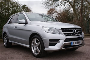 Large image for the Used Mercedes-Benz ML