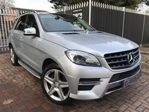 Large image for the Used Mercedes-Benz ML Class