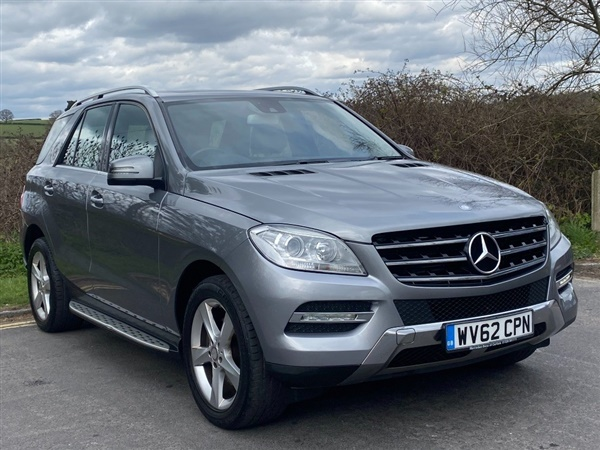 Large image for the Used Mercedes-Benz ML350