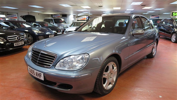 Large image for the Used Mercedes-Benz S Class