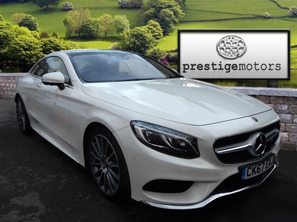 Large image for the Mercedes-Benz S Class