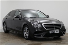 Used Mercedes-Benz S Class