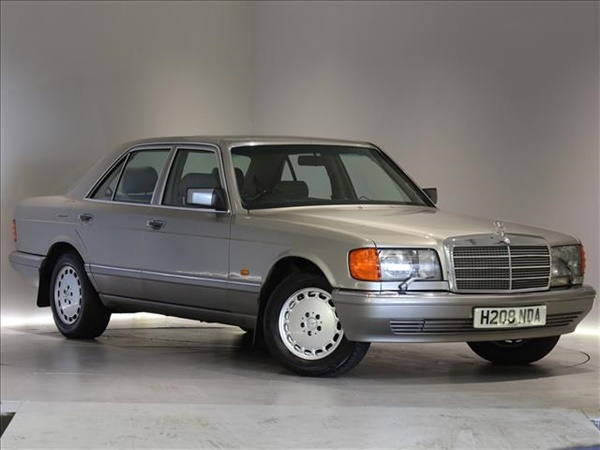 Large image for the Used Mercedes-Benz SE Series