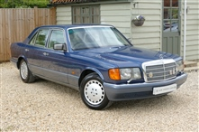 Used Mercedes-Benz SE Class