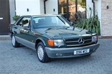 Mercedes-Benz SEC Class