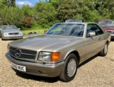Used Mercedes-Benz SEC Class