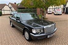 Mercedes-Benz SEL Class