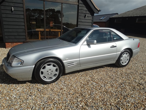 Large image for the Used Mercedes-Benz SL Series