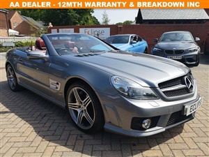 Large image for the Used Mercedes-Benz SL 63