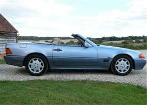 Large image for the Used Mercedes-Benz SL