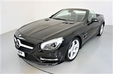 Used Mercedes-Benz SL Class