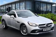 Used Mercedes-Benz SLC