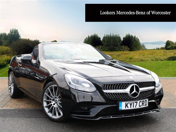 Large image for the Used Mercedes-Benz SLC Class