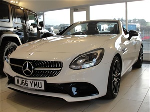 Large image for the Used Mercedes-Benz SLC