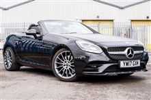 Mercedes-Benz SLC