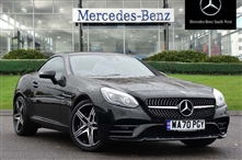 Used Mercedes-Benz SLC