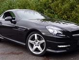 Used Mercedes-Benz SLK