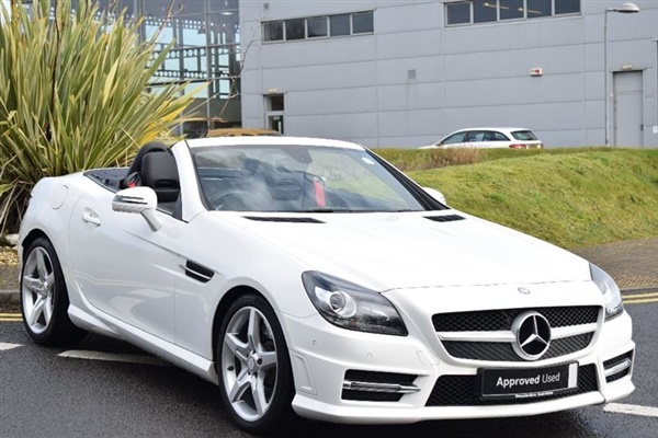 Large image for the Used Mercedes-Benz SLK