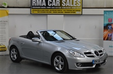 Used Mercedes-Benz SLK