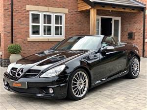 Large image for the Used Mercedes-Benz SLK