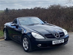 Large image for the Used Mercedes-Benz SLK200