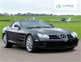 Used Mercedes-Benz SLR Mclaren