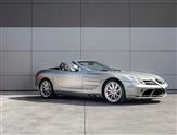 Used Mercedes-Benz SLR Mclaren