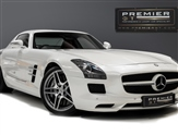 Used Mercedes-Benz SLS