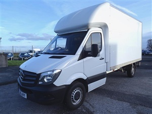 Large image for the Used Mercedes-Benz Sprinter